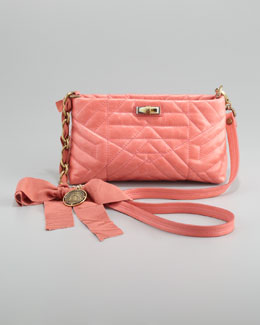 Lanvin Happy Pocket Shoulder Bag, Pink