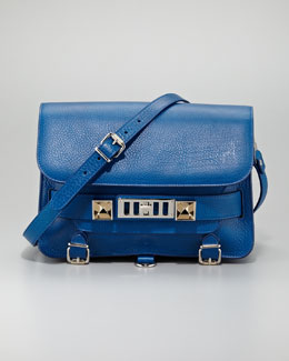 Proenza Schouler PS11 Classic Crossbody Bag, Peacock