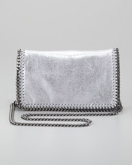 Stella McCartney Falabella Crossbody Bag, Silver