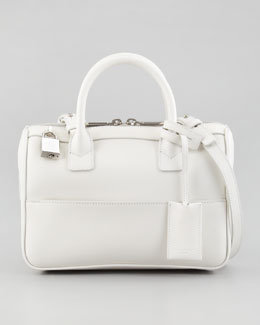 Saint Laurent Small Crossbody Bag, Off White