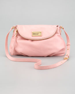 MARC by Marc Jacobs Classic Q Natasha Crossbody Bag, Rose