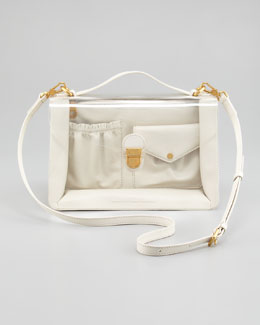 MARC by Marc Jacobs Clearly Top-Handle Satchel Bag