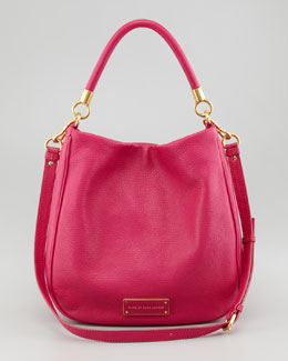 MARC by Marc Jacobs Too Hot to Handle Hobo Bag, Fuchsia