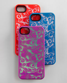 MARC by Marc Jacobs Tootsie Flower Silicone iPhone 5 Case