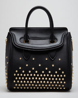 The TEN: Black & White Handbags