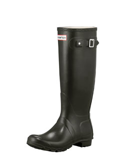 Hunter Boot Original Welly Boot, Tall