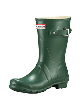 Hunter Boot Short Original Boot