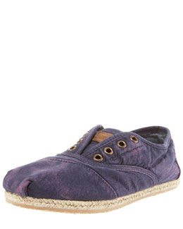 TOMS Shoes Ceara Oxford Slip-On