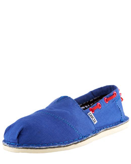 TOMS Shoes Bimini Boat Shoe