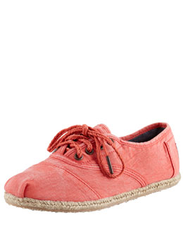 TOMS Shoes Ceara Lace-Up Shoe
