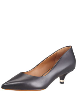 Givenchy Pointed Toe Low-Heel Pump