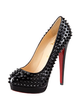 Christian Louboutin Alti Spike Red Sole Pump