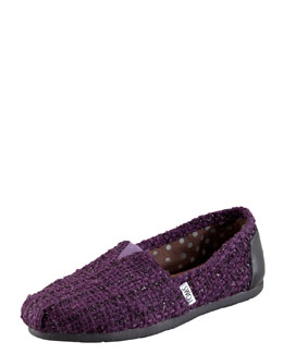TOMS Shoes Guthrie Boucle Slip-on