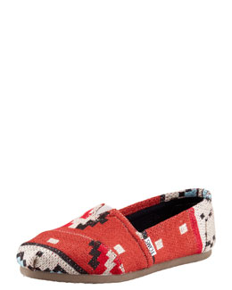 TOMS Shoes Tribal-Knit Slip-On
