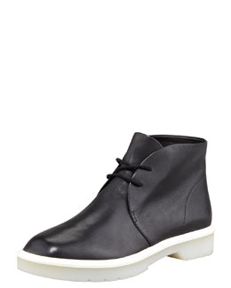 Alexander Wang Lee Lace-Up Chukka Boot