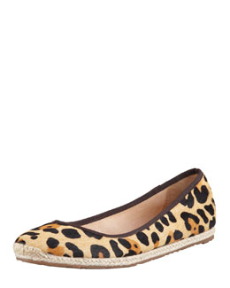 kate spade new york vilette calf hair espadrille