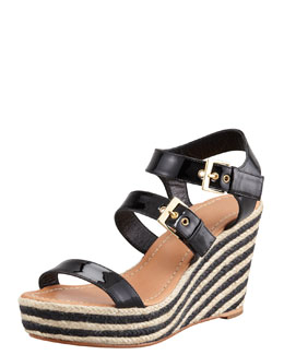 kate spade new york darla mid-wedge espadrille