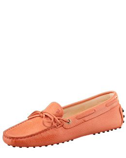 Tod's Heaven New Laccetto Driver, Light Orange