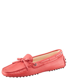 Tod's Heaven New Laccetto Driver, Red