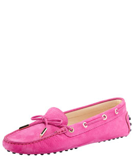 Tod's Heaven New Laccetto Driver, Pink