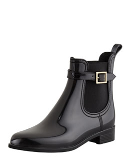 Jimmy Choo Jai Short Rain Boot