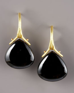 Joseph Murray Twisted Drop Earrings
