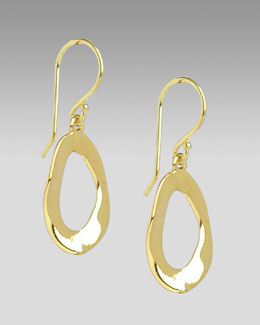 Ippolita Squiggle Oval Earrings