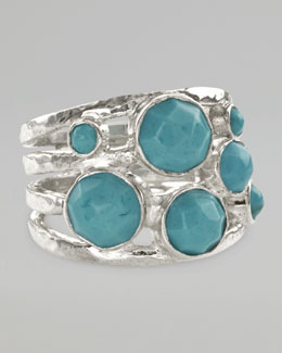 Ippolita Turquoise Constellation Ring