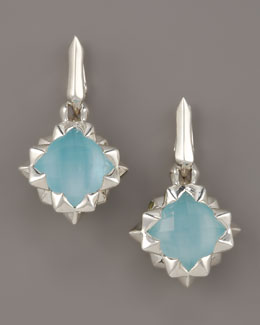 Stephen Webster Blue Crystal Haze Earrings