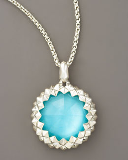 Stephen Webster Crystal Haze Cat's Eye Pendant