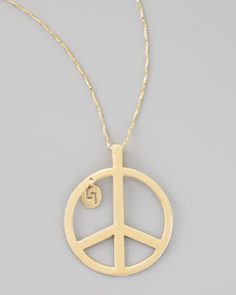 Lana Peace Necklace