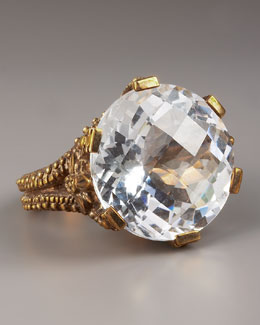 Stephen Dweck Crystal Quartz Ring