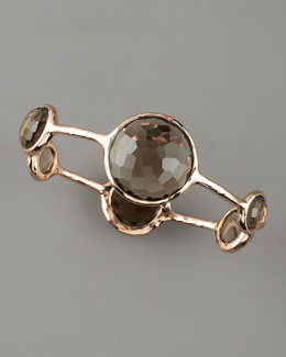Ippolita Six-Station Rose Gold Bangle