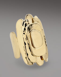 Ippolita Stacked Gold Ring