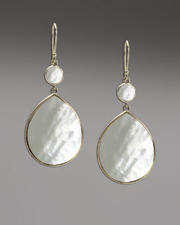 Ippolita Rock Candy Mother-of-Pearl Earrings
