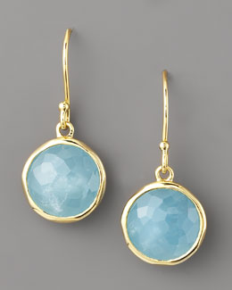 Ippolita Aquamarine Drop Earrings