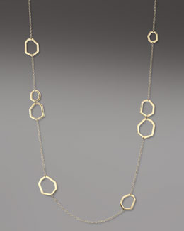 "Ippolita Open-Station Necklace, 40""L"