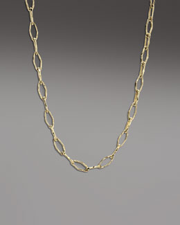 Ippolita Gold Glamazon Link Necklace