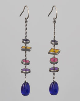 Bottega Veneta Multi-Drop Earrings