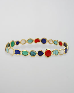 Ippolita Multicolor Stone Bangle