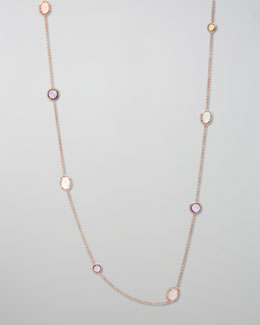 Ippolita Multi-Stone By-the-Yard Necklace