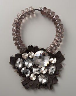 Donna Karan Bib Necklace