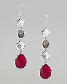 Ippolita Four-Station Drop Earrings