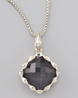 Stephen Webster Superstud Cat's Eye Pendant Necklace