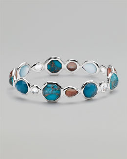 Ippolita Multi-Stone All-Around Bangle