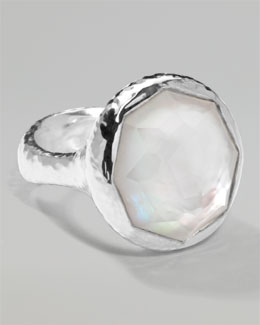 Ippolita Mother-of-Pearl Octagon Ring