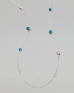 "Ippolita Wonderland Malibu Lollipop Necklace, 37""L"
