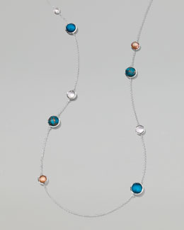 "Ippolita Wonderland Lollipop Necklace, 30""L"