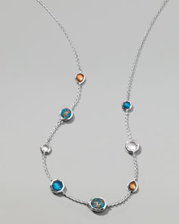 "Ippolita Wonderland Mini Gelato Necklace, 18""L"