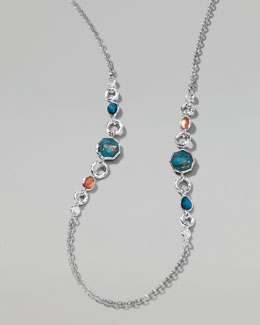 "Ippolita Wonderland Mini Gelato Necklace, 36""L"